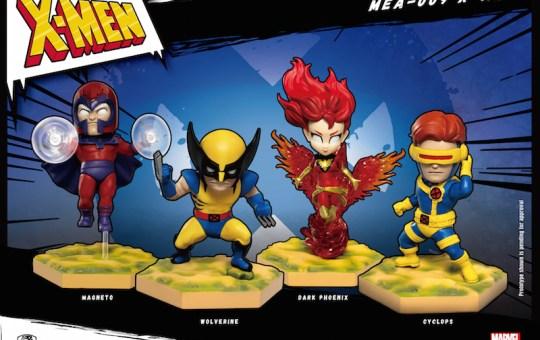 Beast Kingdom X-Men Mini Egg Attack Statue Series