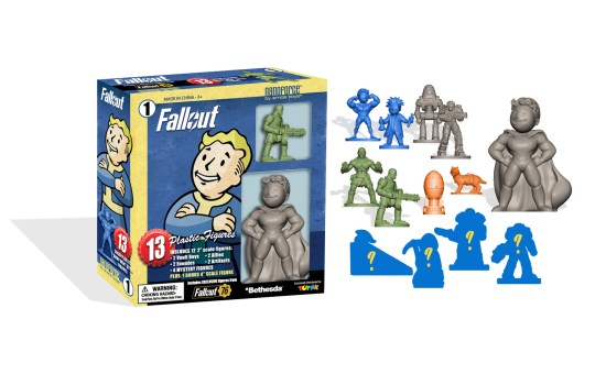 Fallout Nanoforce Toynk Toys