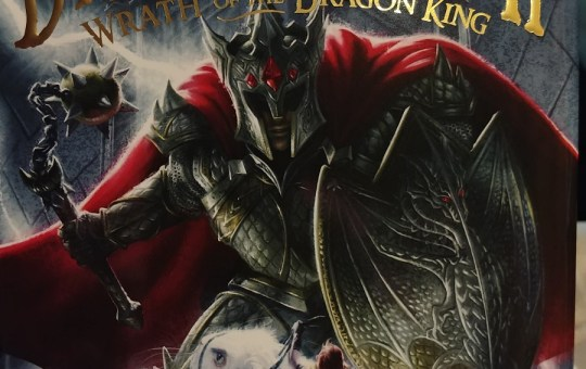 Dragonwatch Book 2 Wrath of the Dragon King Review