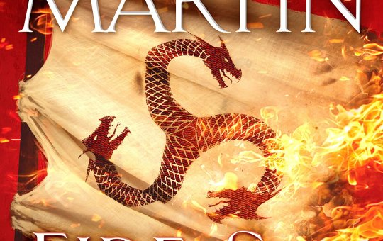 fire & blood review