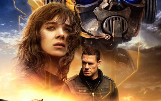 Bumblebee Film 2018 Poster