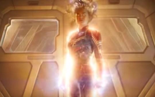 Brie Larson Captain Marvel second trailer MCU Brie Larson Captain Marvel Reviews