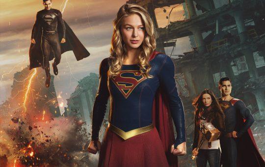 Elseworlds Part 3 Supergirl