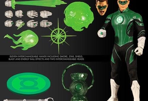 PREVIEWS Exclusive Hal Jordan figure One:12 Collective