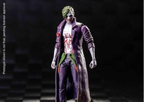 Injustice 2 previews exclusive joker figure