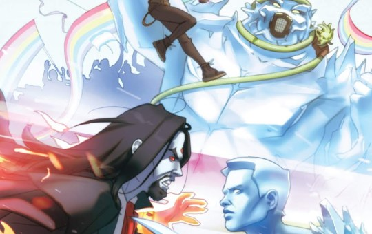 Iceman Issue 5