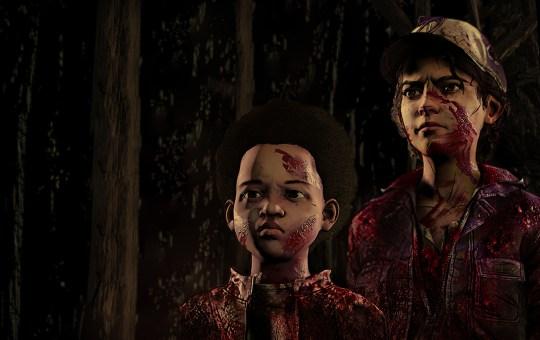 Telltale The Walking Dead Broken Toys game