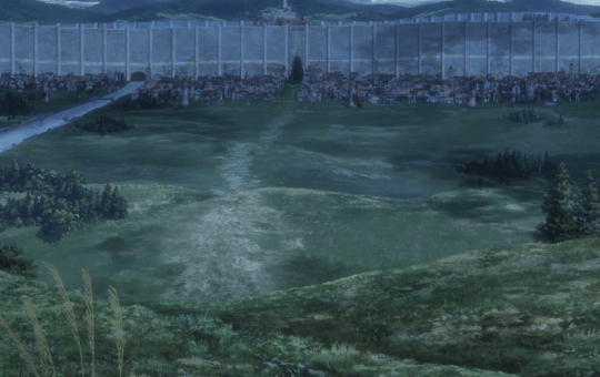 The Town Where Everything Began Attack on Titan