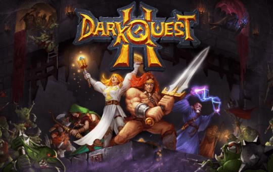 Dark Quest 2 game