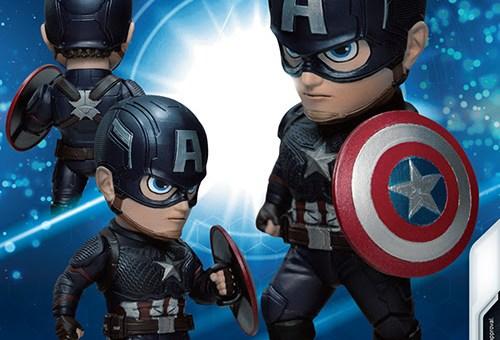 Captain America statue PREVIEWS