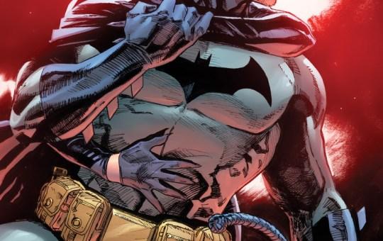 batman catwoman issue Tom King 2020