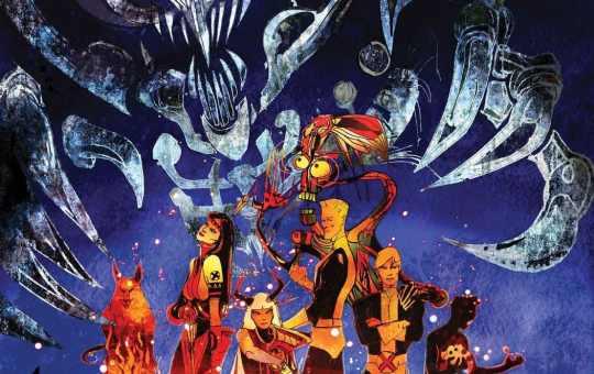 New Mutants War Children comic September 2019