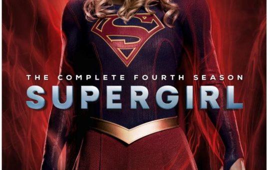 Supergirl Season 4 Blu-ray DVD release September 2019