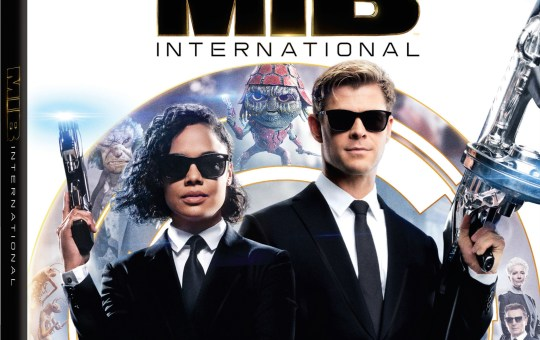 Men In Black International Blu-ray DVD Digital 4K Release