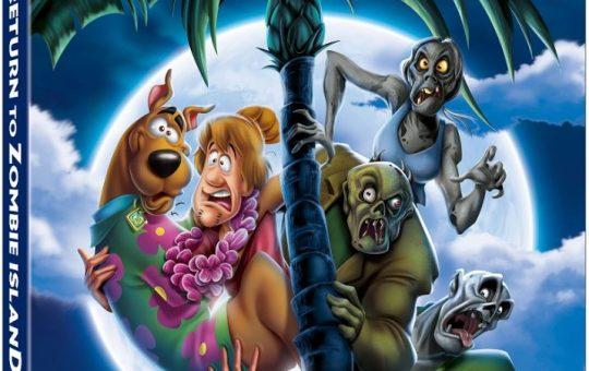 scooby-doo return to zombie island film dvd digital