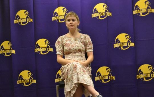 Rose McIver Interview
