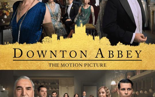 Downton Abbey Movie Blu-ray DVD Digital