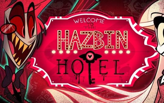 hazbin hotel header