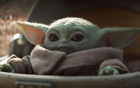 Baby Yoda Changing Station