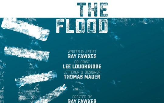 In the Flood comic