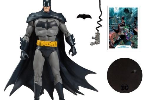 Batman first wave McFarland Toys 2020