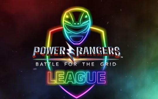 Power Rangers Battle for the Grid League 2020