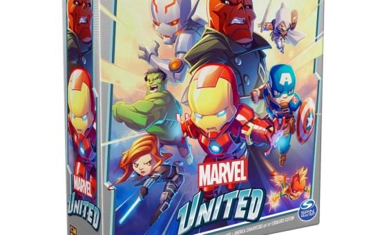 Marvel United Board game Kickstarter