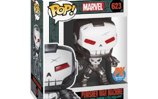 Punisher War Machine PREVIEWS
