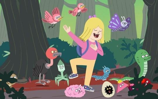 JJ Villard's Fairy Tales Adult Swim