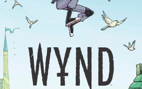 Wynd Issue 1 comic