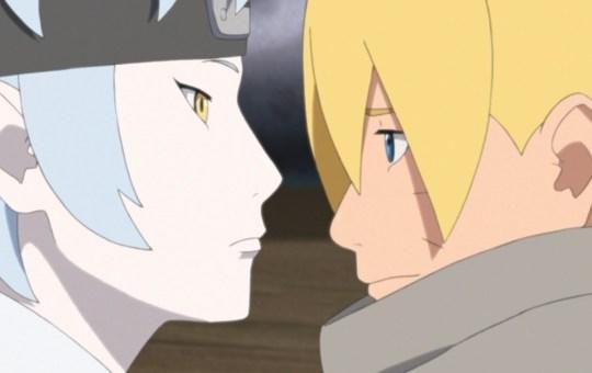 escaping the tightening net boruto anime 162 review