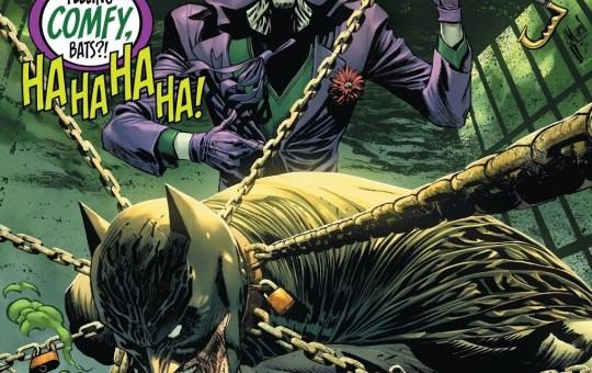 batman issue 97 review