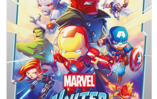Marvel United Game