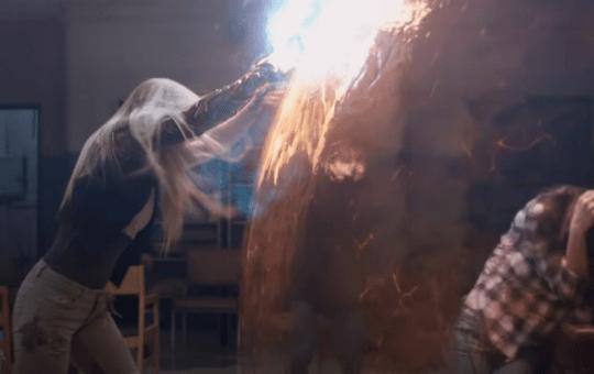 New Mutants film 2020 August