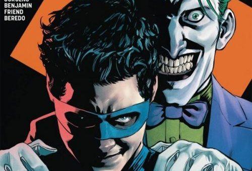 Nightwing Issue 73