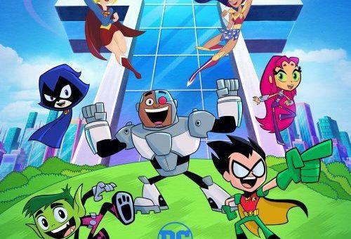 DC Kids FanDome