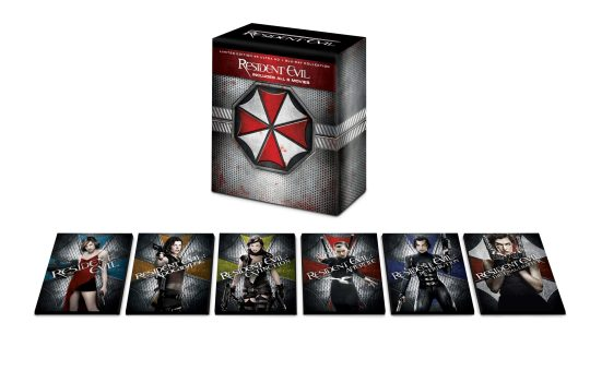 Resident Evil Collection 4K