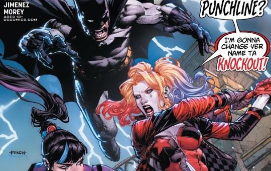 Batman Issue 98 review