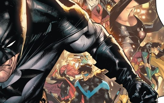 Batman Issue 100 review