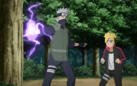Training Begins Boruto anime 168 review