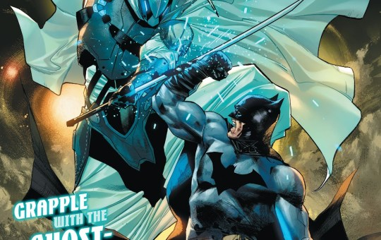 Batman issue 102 review