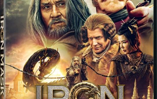 Iron Mask Blu-ray review