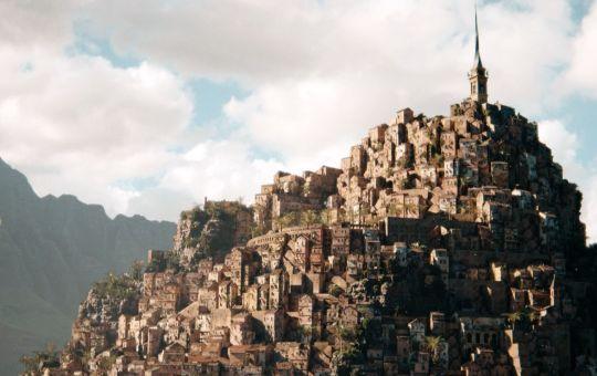 City of Magpies His Dark Materials