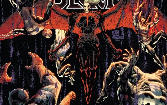 king in black issue 2 review