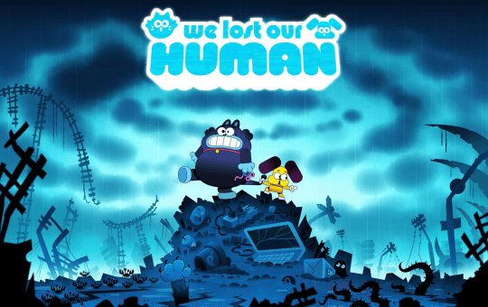 We Lost Our Human