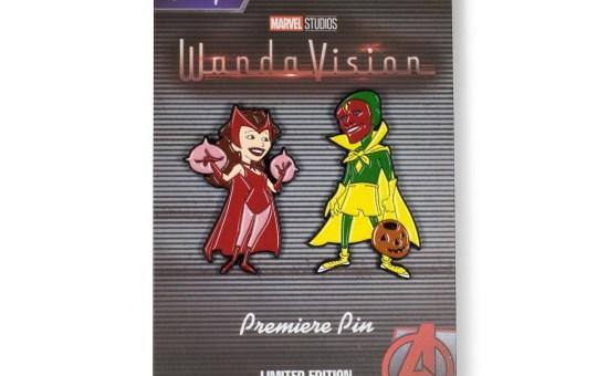 wandavision pin set Toynk