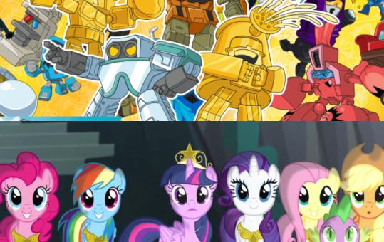 Transformers: Botbots My Little Pony
