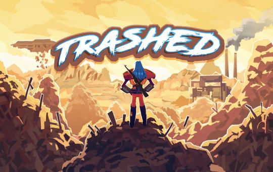 Trashed indie game 2021 steam