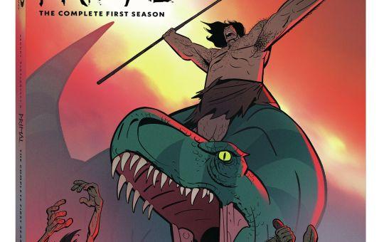 Primal Season 1 Blu-ray DVD