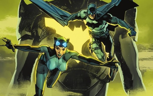 Batman/Catwoman issue 4 review